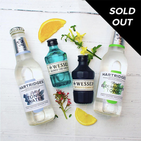wessex-gin-selection