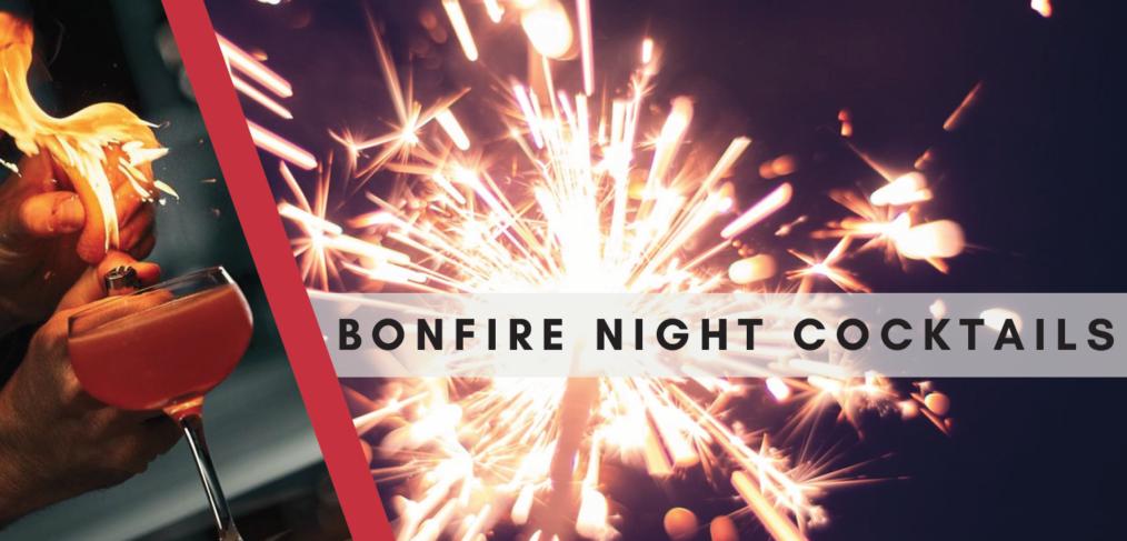 Bonfire night cocktails