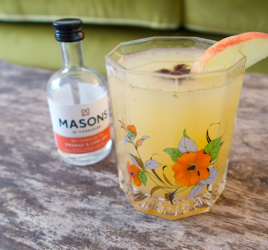 Masons hot cocktail