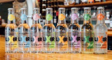 Lixir gin and tonic range