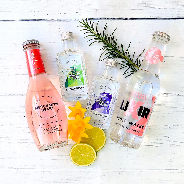 gin-selection
