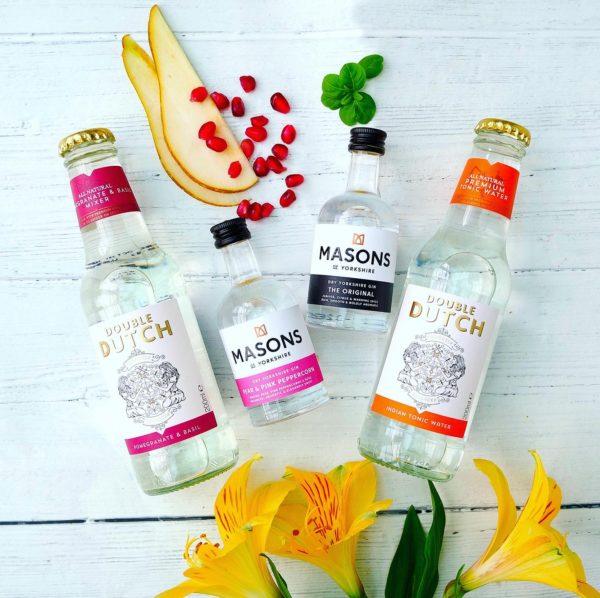 Yorkshire Gin Pair Box