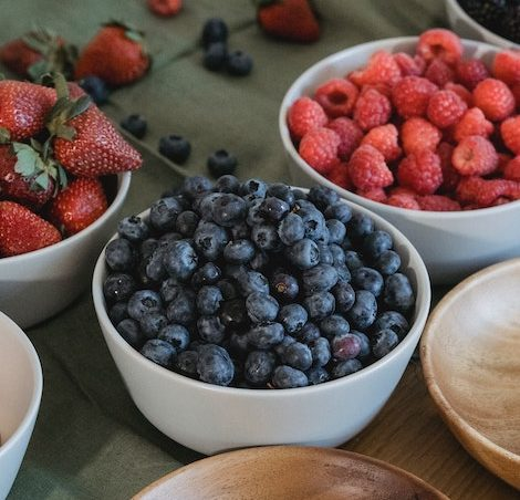 Berries-in-bowl