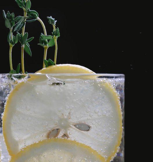 Lemon-in-drink