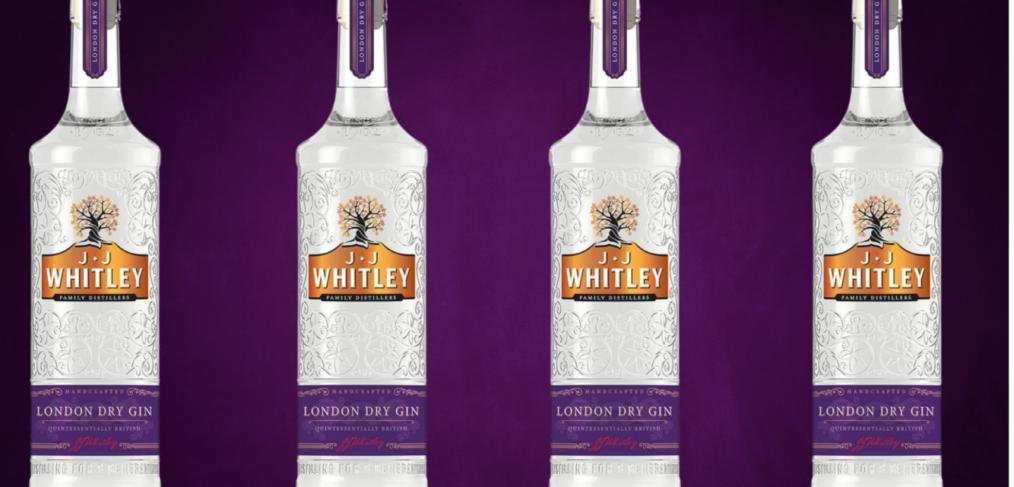 jj whitley gin