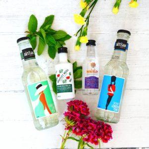 July gin box