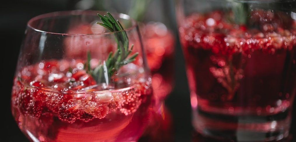 Red-drink-in-glass